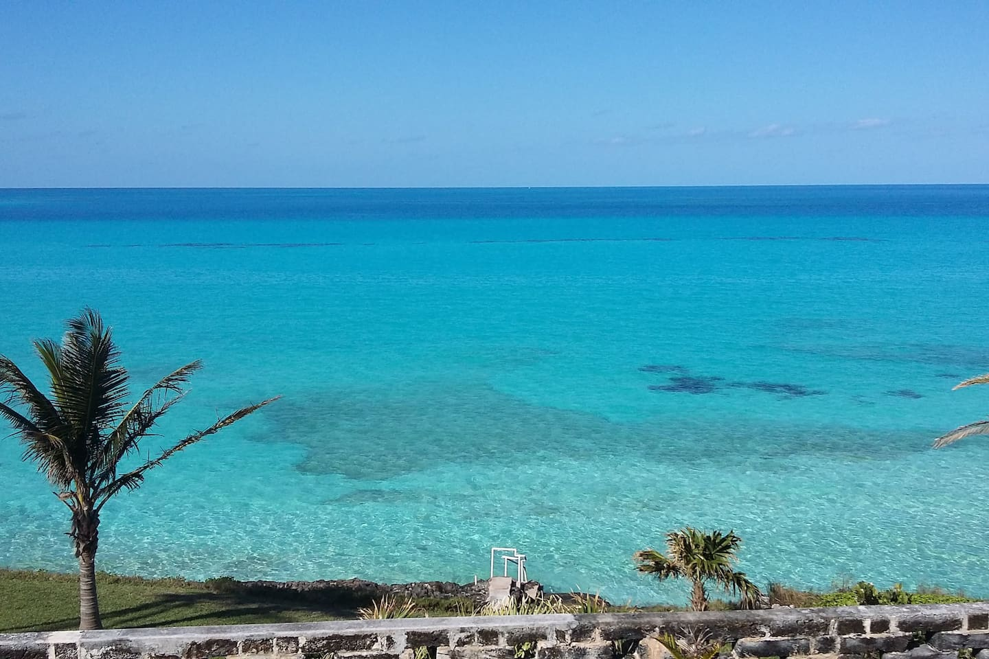 Swim, Snorkel or Kayak  every day from your own back yard on the West Coast Bermuda