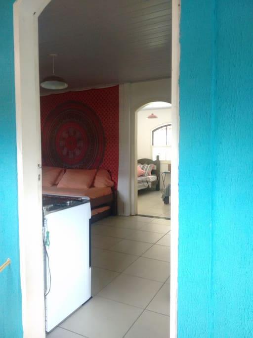 Apartamento Mandala (lado direito da casa)