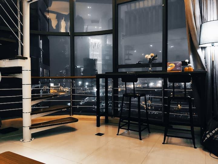 XSpace_SHQZ loft studio @ new LUJIAZUI | Metro #6