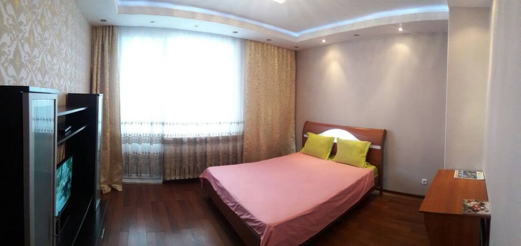 Уютная квартира на левом берегу Астаны - Astana