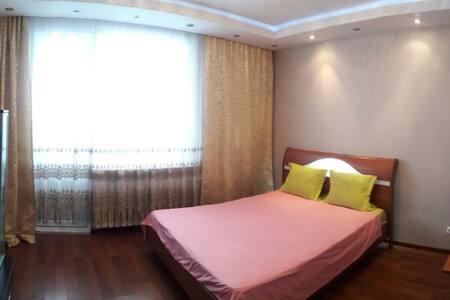 Уютная квартира на левом берегу Астаны - Astana - Apartment