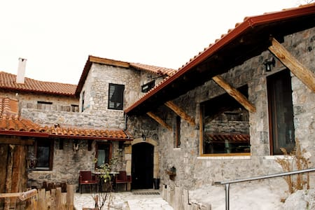 VILLA LEVIDI ♦ Stone luxury house with magic view!