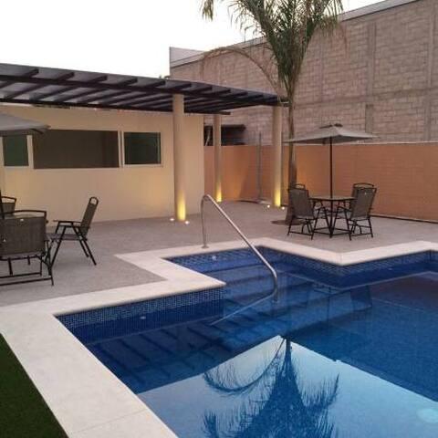 NICE 1 BEDROOM APARTMENT TO EXPLORE VALLARTA - Puerto Vallarta - Lägenhet