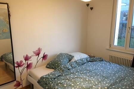 Rent my cosy apartment in the heart of Wettingen - Wettingen