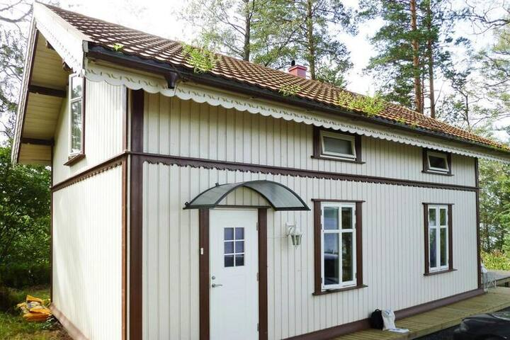 4 star holiday home in Trøgstad