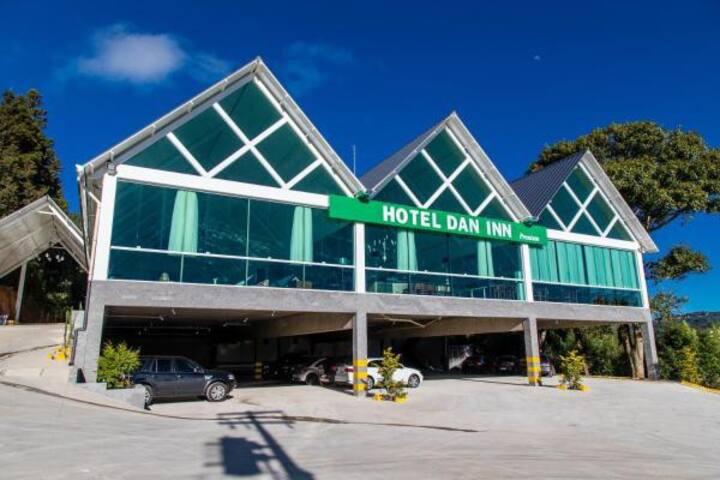 Hotel Dan Inn Premium Campos do Jordão - STANDARD TWIN