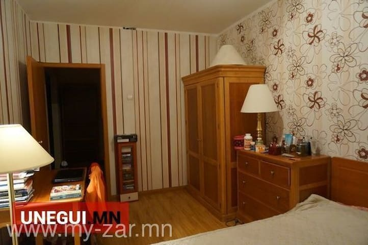 Apartment 3 kilometers from city center