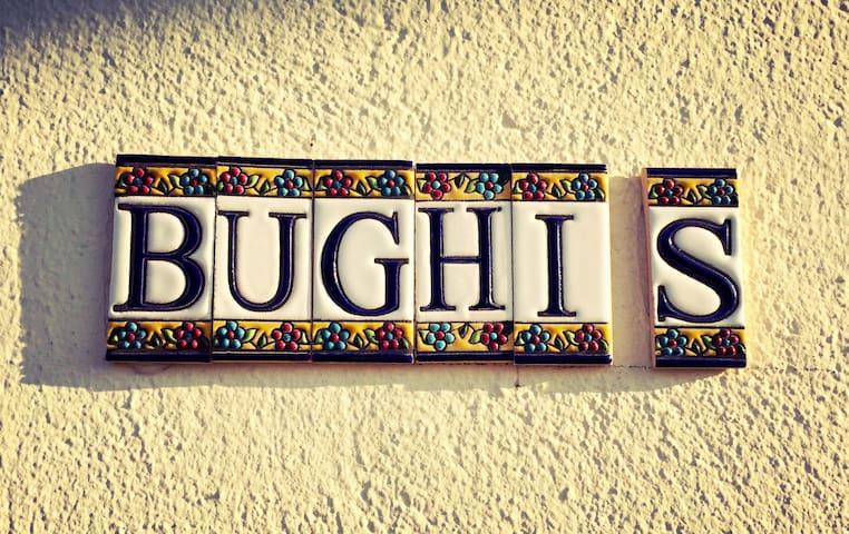 Bughi's House tra Umbria e Toscana