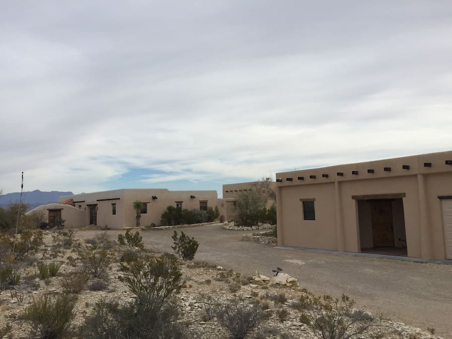 Main House and La Cabaña