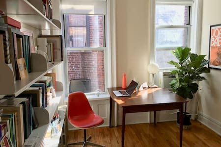 Roomy uptown home with beautiful light - New York
