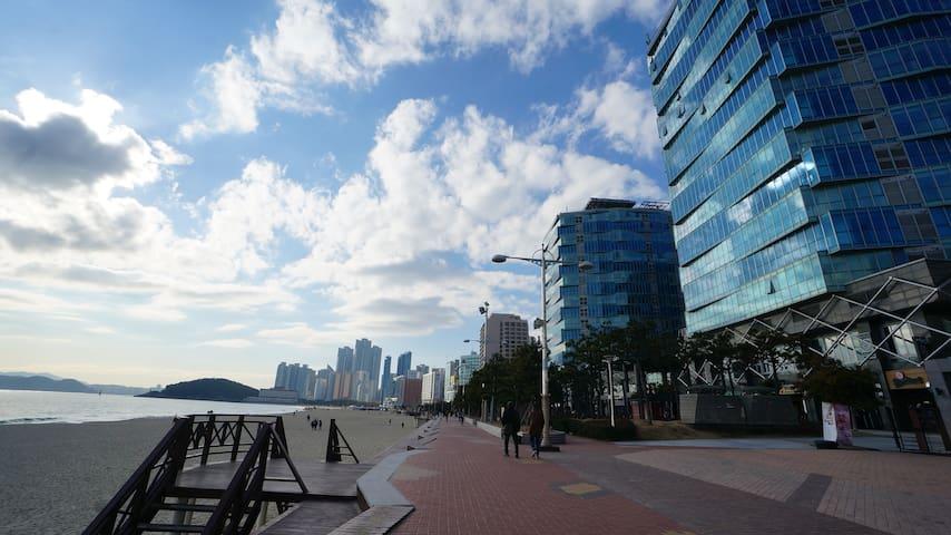 ##70평형(234m2)#해운대 팔레드시즈 콘도#Haeundae Beach Condo - Haeundae-gu