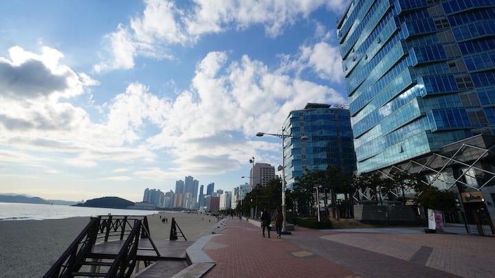 ##70평형(234m2)#해운대/팔레드시즈 콘도#Haeundae Beach Condo