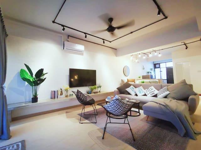 S&G Homestay - JB@Permas Jaya