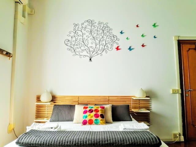 letto matrimoniale- double bed