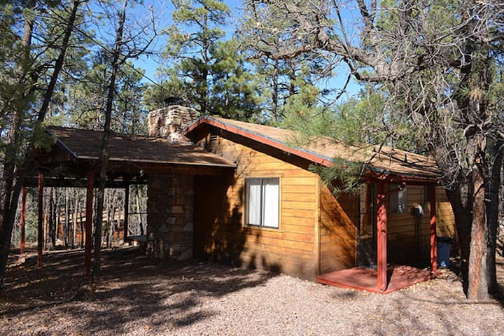 Whispering Pines Resort Cabin 7