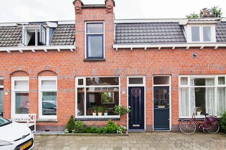 Charming, colourful home in Utrecht - Haus