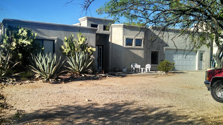 Tucson Guest Home on 5 Acres in Tanque Verde