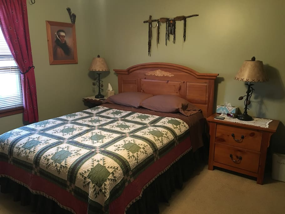 Native American Room
