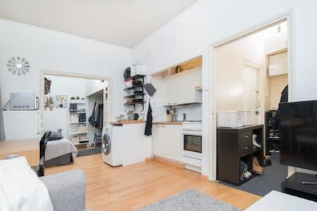 Cosy flat in lively and hip Kallio