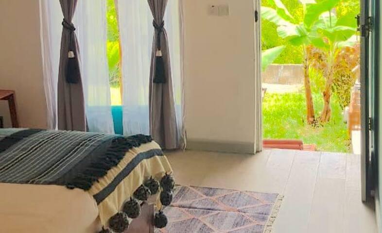 A cosy tropical home in Kiwengwa