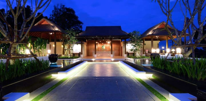 Private Villa with Pool in a Luxury Compound