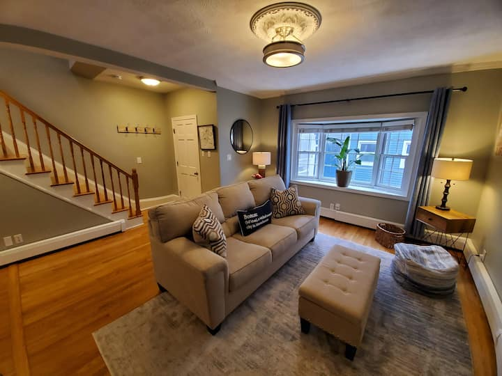 Ideally Located Spacious Boston House