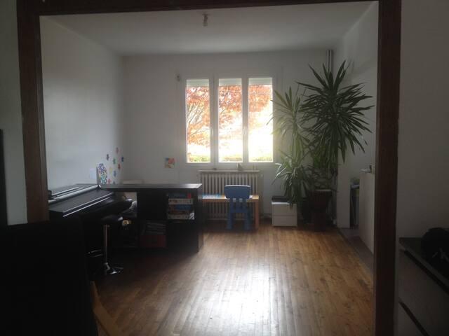 Maison avec jardin privé. - Auray - Huis