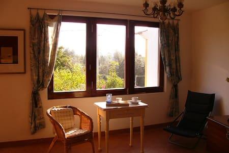 Fatima,Papstbesuch im Mai, Appartement füe 3 Pers. - Lyxvåning