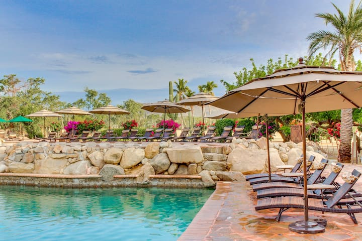 Golf and relaxation in Cabo! - Cabo San Lucas - Condominium