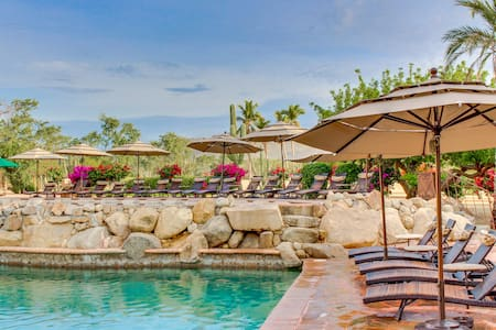 Golf and relaxation in Cabo! - Cabo San Lucas - Kondominium