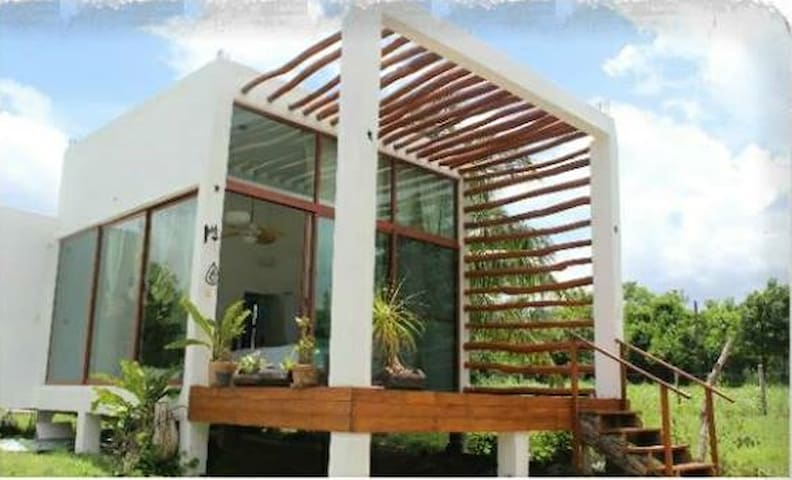 VILLA FERCETI  2, - Bacalar - Nature lodge