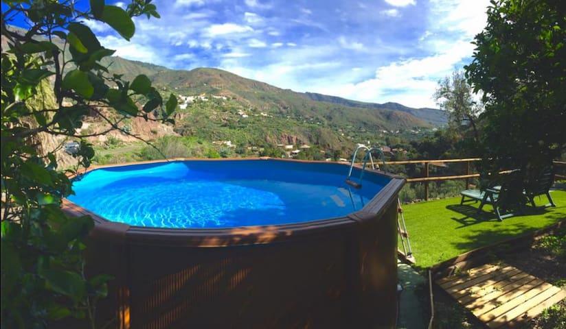 Finca Mariola - Alpendre Rural - Santa Lucia - Las Palmas - Haus