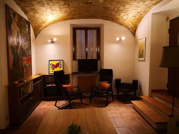 INTERNO 2 COPPEDE' appartamento 100mq, in villino.
