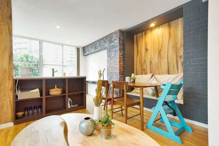 Convenient located Big House! 1 station to Umeda!
