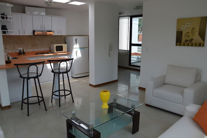 Modern One Bedroom Apartment in Cumbaya