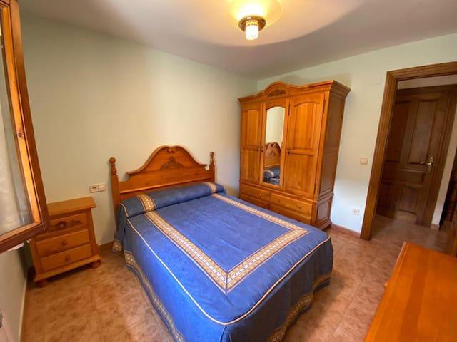 Habitación 3 cama 135cm