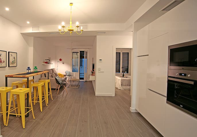 Alma Calatrava apartamento turístico - Almagro - 公寓