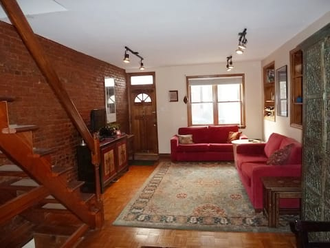 Comfort and Charm in Great Philly Location