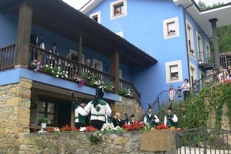 Hotel Rural la Casona de Cardes, en Cangas de Onis - Cangas de Onís