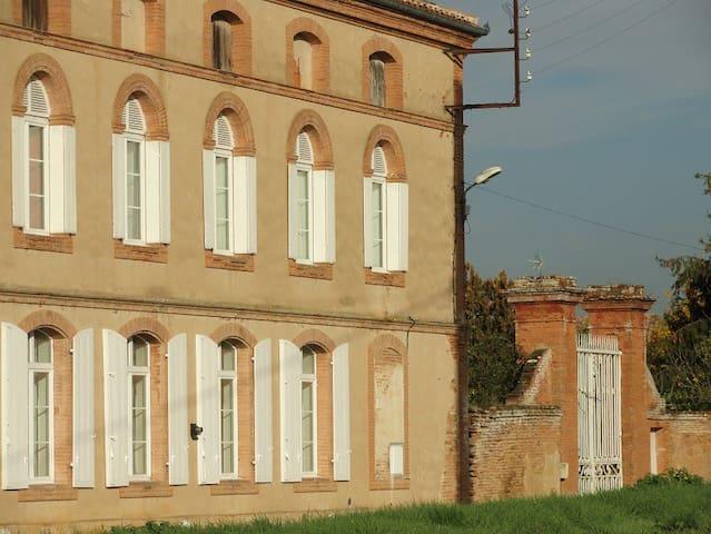 La demeure de Labastide