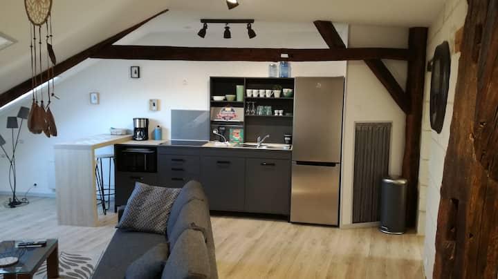 Appartement meublé Brume de Loire A5