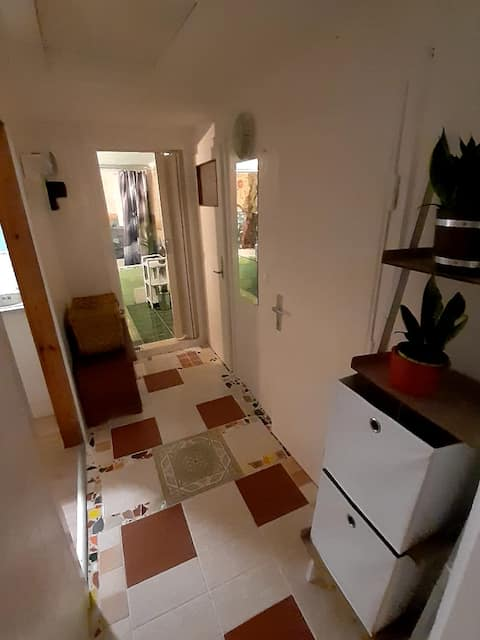 cosy little house 30 min from city centre Vienna