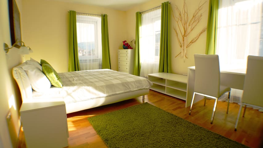 Panorama Apartments - Apartment zur Brücke - Murau - อพาร์ทเมนท์