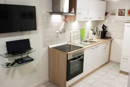 Ferienwohnung in Wiek auf Rügen, Ostseeinsel - Wiek - Apartment
