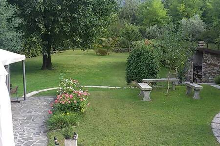 Il giardino - Colico Piano