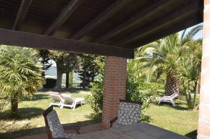 Poggio Ai Venti - Montescudaio - Casa