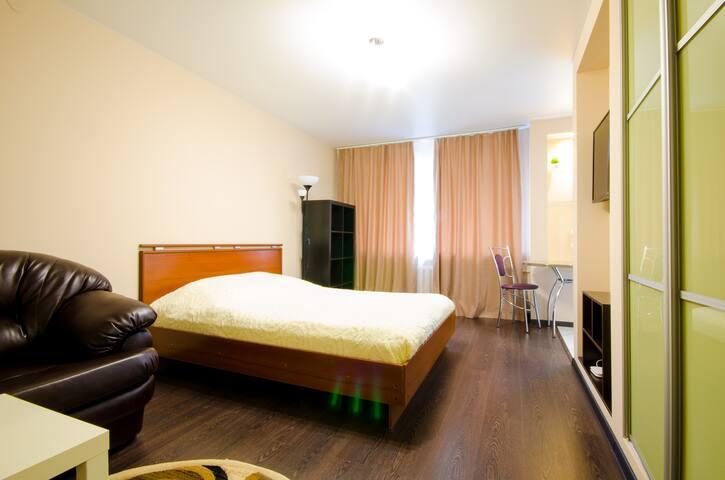 квартира люкс в центре Ярославля - Yaroslavl' - Apartment