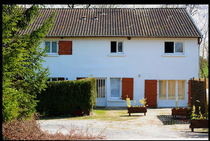 Holiday home close to Verdun, Champagne - Éclairés - Rumah