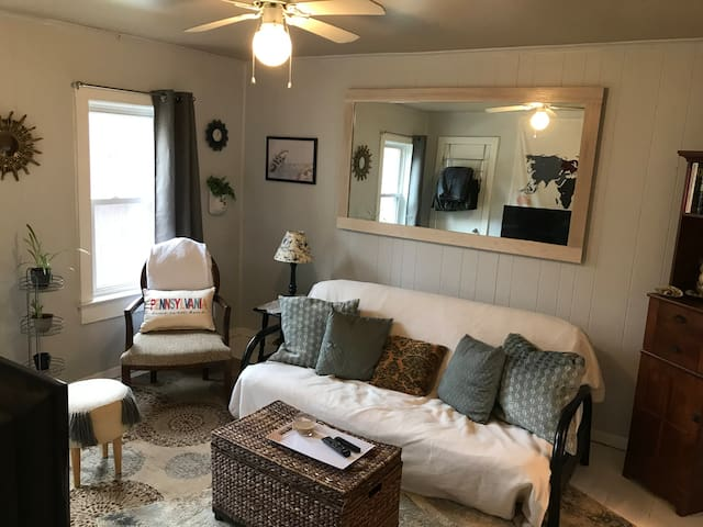 Stylish upstairs apartment in East Stroudsburg PA!