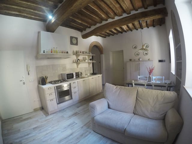 Beautiful apartment behind the Duomo - Siena